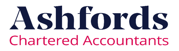 Ashfords chartered accountants logo